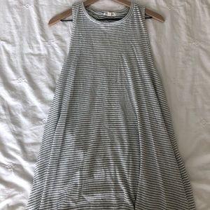Billabong Striped Mini Dress